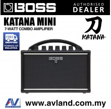 Boss Katana Mini 7-Watt Combo Amplifier (KTN-Mini/Katana-Mini)