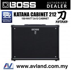 "Boss Katana Cabinet 212 150-watt 2x12"" Cabinet (KATANA-CAB212)"