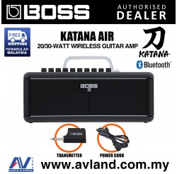 Boss Katana Air - 20/30-watt Wireless Guitar Amplifier (KTN-AIR/KatanaAir)
