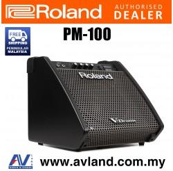 Roland PM-100 80-Watt 1x10 2-Channel Powered Drum Monitor (PM100 / PM 100)