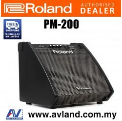 Roland PM-200 180-Watt 1x12 2-Channel Powered Drum Monitor (PM200 / PM 200)