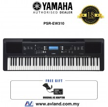 Yamaha PSR-EW310 76-Keys Portable Keyboard (PSREW310 / PSR EW310)
