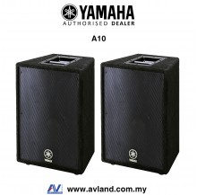 Yamaha A10 10-Inch 2-Way Passive Loudspeaker - Pair (A-10/A 10)