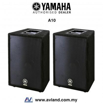 Yamaha A10 10-Inch 2-Way Passive Loudspeaker - Pair (A-10/A 10)