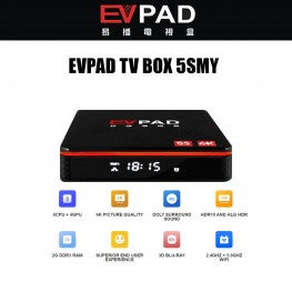 EVPAD 5S MY (2GB + 16GB) ORIGINAL MALAYSIA / MCMC + SIRIM (EVPAD5S / EV PAD 5S)