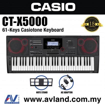 Casio CT-X5000 61-Keys Portable Keyboard (CTX5000/CT X5000)