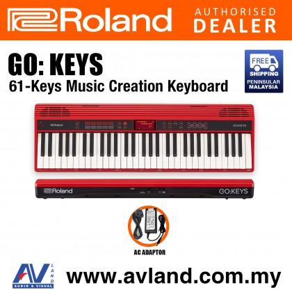 Roland GO:KEYS Music Creation Keyboard (GO KEYS GOKEYS GO-KEYS)
