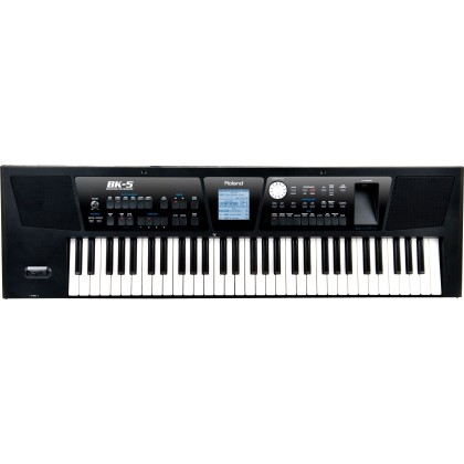 Roland BK-5 61-Keys Backing Keyboard (BK5 BK 5)