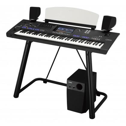 Yamaha Genos 76-key Arranger Workstation 8 in 1 Performance Full Set Package