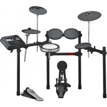 Yamaha DTX6K-X Electronic Drum Set with Alpha Kick Pedal, Yamaha Headphone, Drum Stool and Drumsticks (DTX6K X / DTX 6K X / DTX6KX)