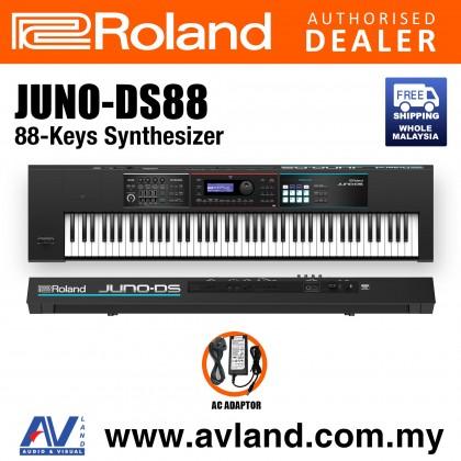 Roland JUNO-DS88 88-Keys Synthesizer (JUNO DS88 JUNODS88)